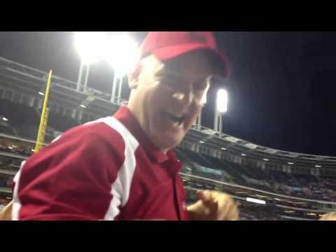 Jason Giambi Walk-off Home Run in HD