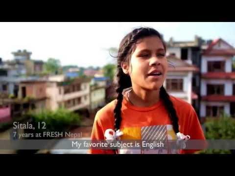 Trellis Arch & FRESH Nepal: Favorite Subjects