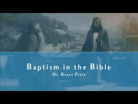 Baptism in the Bible