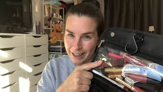 WHAT I PACK FOR TRAVELLING - SKIN CARE & MAKE UP