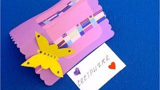 DIY. ♥Оригинальная открытка на День Рождения для сестры♥ своими руками♥(, 2016-03-04T12:00:30.000Z)