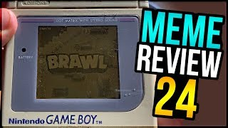 Playing Brawl Stars on a Game Boy | Brawl Stars Meme Review #24