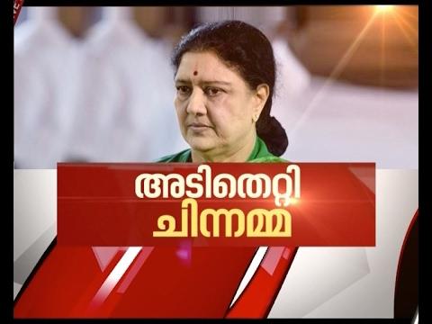 Tamil Nadu political turmoil continues | News Hour 12 Feb 2017