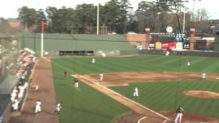 Alabama State at Auburn Baseball highlights