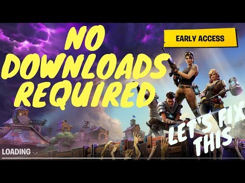 Fornite Battle Royale: How to Fix 0xc000007b Error