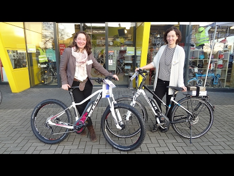 "Hiddenhausen - Bike Arena Benneker - 15. Feb. 2017 - ""Bike-Leasing-Event"" - Fotos"