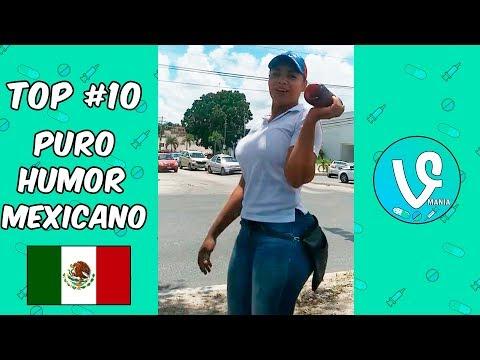 TOP 10 | PURO HUMOR MEXICANO RECOPILACION SEPTIEMBRE 2018 DE LOS MEJORES VIDEOS DE RISA MEXICANOS