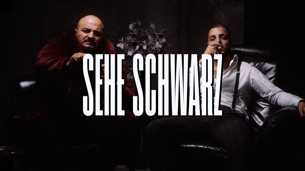 Ra'is feat. XATAR - Sehe Schwarz (Official Video)