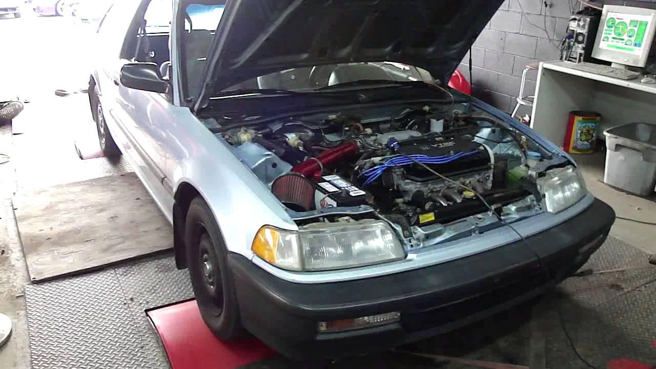 Maxresdefault on Honda Civic Engine Swap