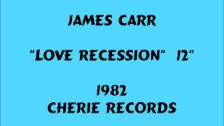 "Jerry Carr - Love Recession [12""] - 1982"