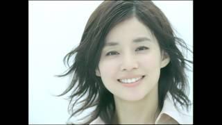 石田ゆり子さんの CM 集です。