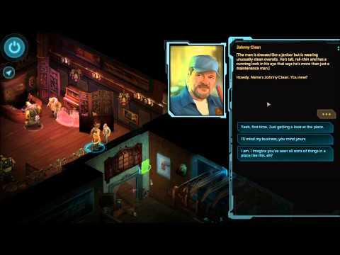 Shadowrun Returns - Shaman Class - The Seamstresses Union - Longplay Part 3