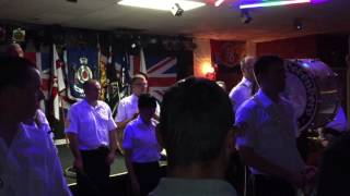Newtown Defenders Irvine Flute Band  Liverpool 2016