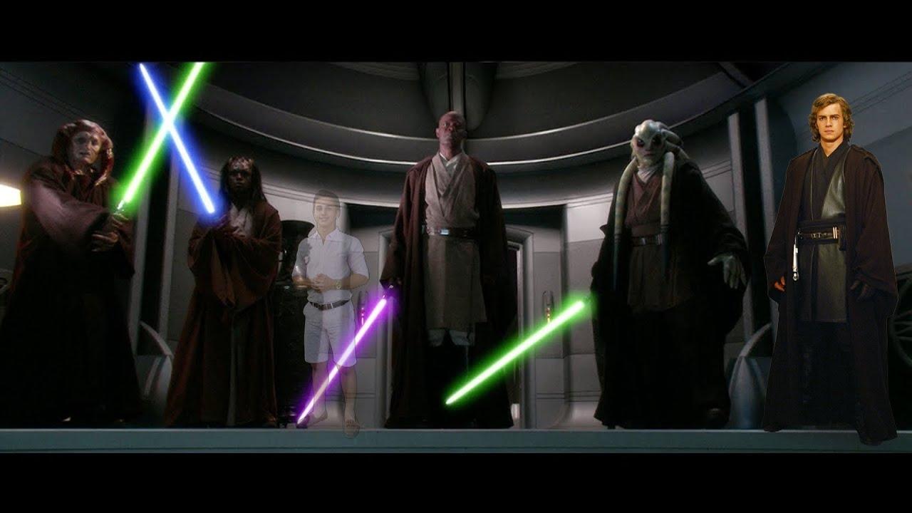 Mace Windu Vs Darth Sidious Star Wars Revenge Of The Sith 2005 Youtube
