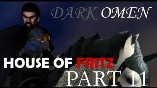 Fritz plays Warhammer Dark Omen  Part 11 - Steam Tank Ahoy!