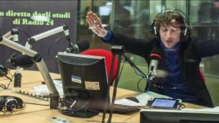Luca Donadel intervistato a La Zanzara su Radio24
