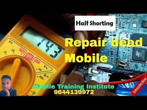 [Hindi/Urdu] Learn How to Repair Dead Mobile l Mobile Repairing Tips |