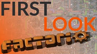 Factorio - First Look - Early Access Review (August 2019) (Video Game Video Review)