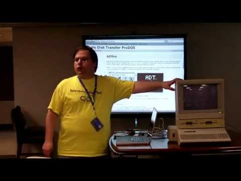 How to Use Your Apple II as a Dumb Terminal for Mac OS X