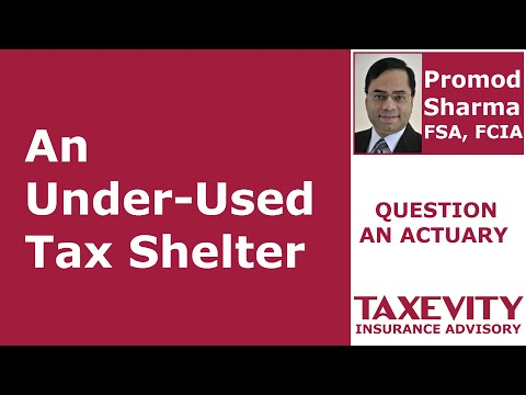 QanA #11: An Under-Used Tax Shelter (Life Insurance)