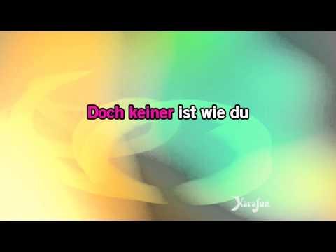 Karaoke Ein Tag Mit Dir Im Paradies (ist Mir Die Hölle Wert) - Andrea Berg *