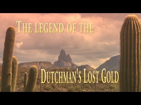 The Story Of The Lost Dutchman's Gold #101