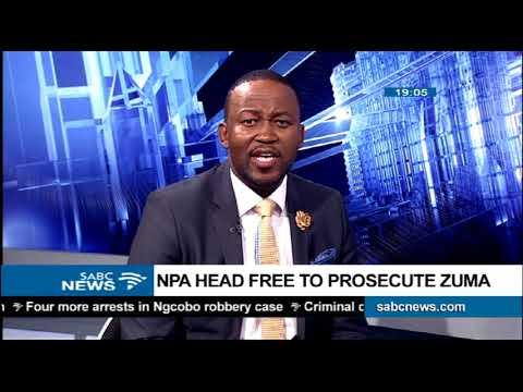 NPA head free to announce Zuma prosecution decision - CASAC reacts