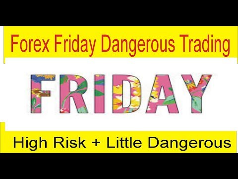 Friday Trading is Little Dangerous Why? Tani Forex Tutorial Fore Beginners in Hindi and Urdu