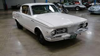 64 Plymouth Barracuda Part 1