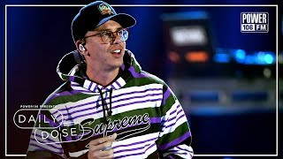 Logic Expresses Frustrations With Sample Clearance
