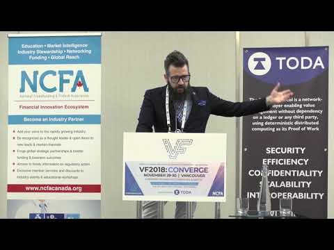 Toda.Network at VANFunding, a Conference by the National Crowdfunding Association of Canada