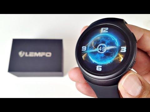 LEMFO LES2 3G Android Smartwatch Review  - QUAD CORE - 16GB