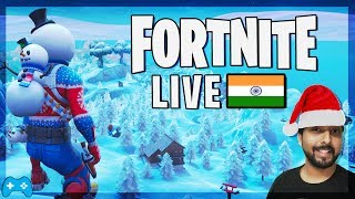 [LIVE]  Fortnite PS4 Game Play Live Stream | Paytm On Screen
