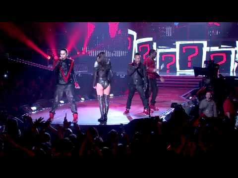 Black Eyed Peas @ Staples Center (HD) - Where is the Love?