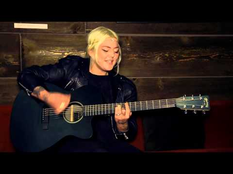 "A-Sides Presents: Elle King ""Ex's and Oh's"" Acoustic Live (4-16-2015)"