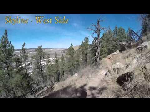 Skyline Wilderness Area - West Side - Rapid City, SD