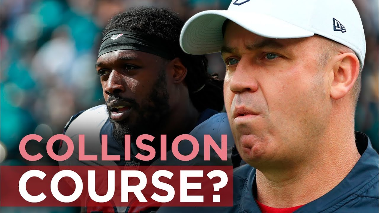 Mike Vrabel confirms Titans have made offer to Jadeveon Clowney ...