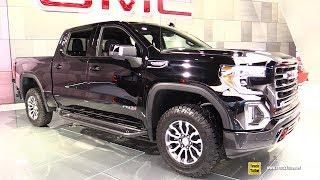 2019 GMC Sierra AT4 - Exterior and Interior Walkaround - 2019 Detroit Auto Show