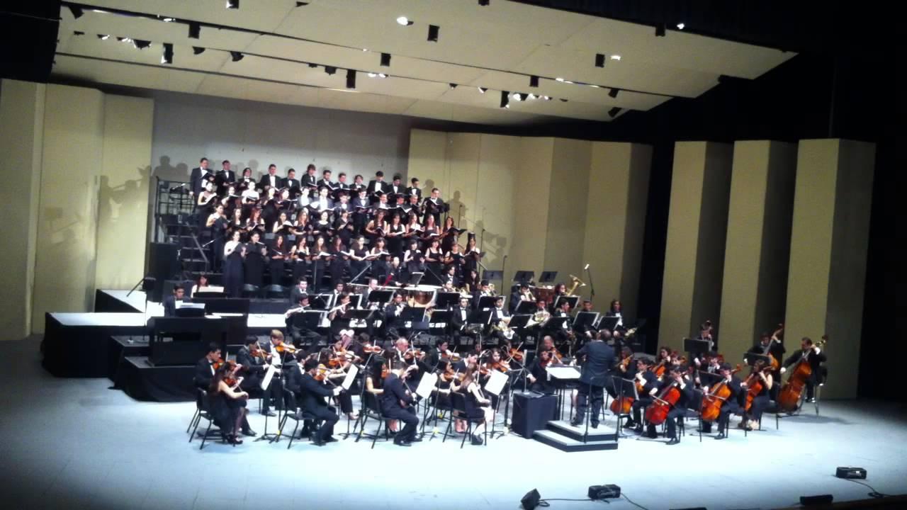 Tannhaüser [Richard Wagner] - Coro de los peregrinos [ITESM - MTY]