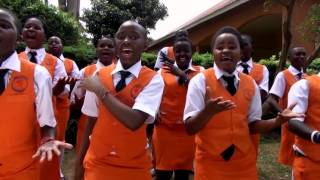 Verona High school Uganda WE ARE THE BEST song