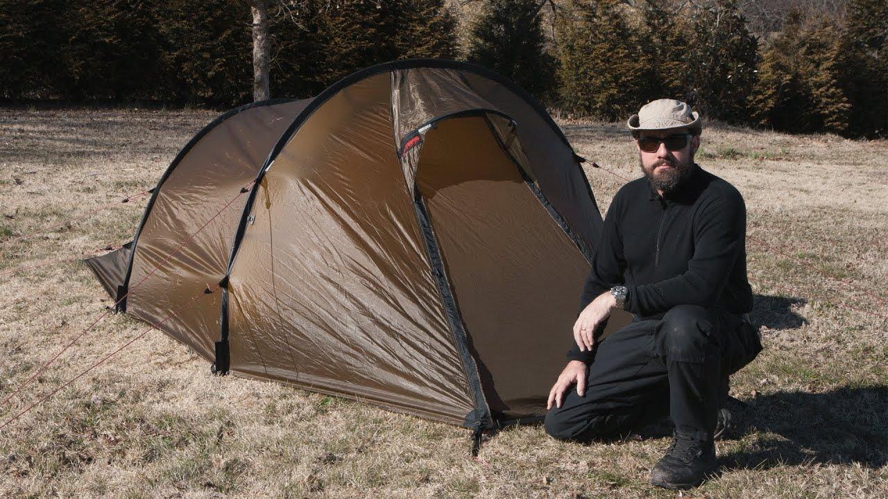 & Hilleberg Nallo 3 Tent - YouTube