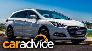 2016 Hyundai i40 Tourer Diesel review