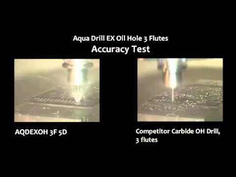 Aqua Drill EX Oil Hole