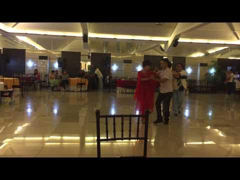 Lawaan Eastern Samar, TANGO DANCE of Nanang ALI TIOZON!