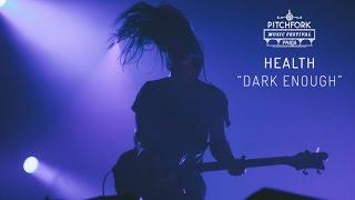 "HEALTH | ""DARK ENOUGH"" | Pitchfork Music Festival Paris 2015 | PitchforkTV"