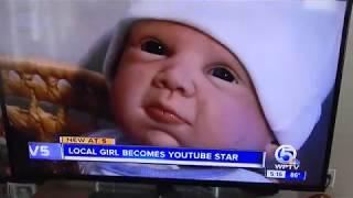 Television News Segment Aires Featuring MariahsReborns1