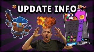 DECEMBER UPDATE INFO | Brawl Talk | Brawl Stars | New Brawler Darryl, new game modes and more!
