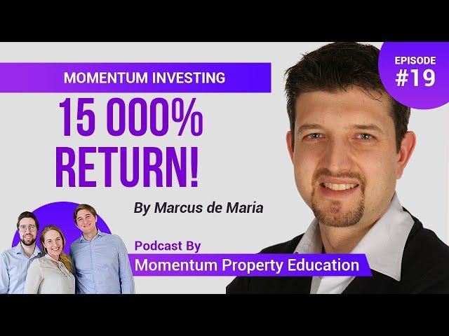 Principles of Investing with Marcus De Maria
