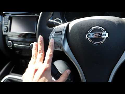 Nissan Qashqai 2017 N-vision - first impressions and feature walkthrough in 4K