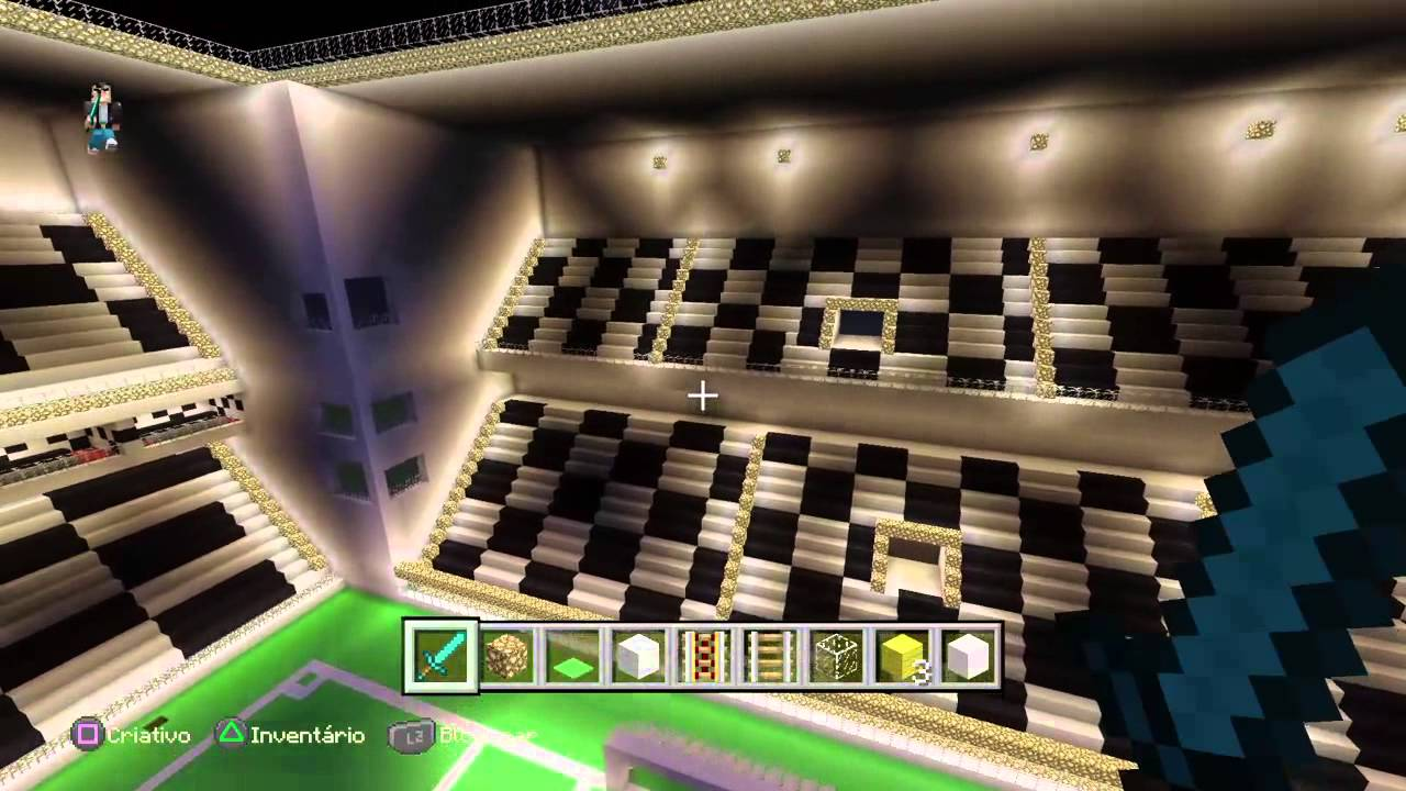 estadio do bessa mapa Estadio do Bessa Minecraft   YouTube estadio do bessa mapa